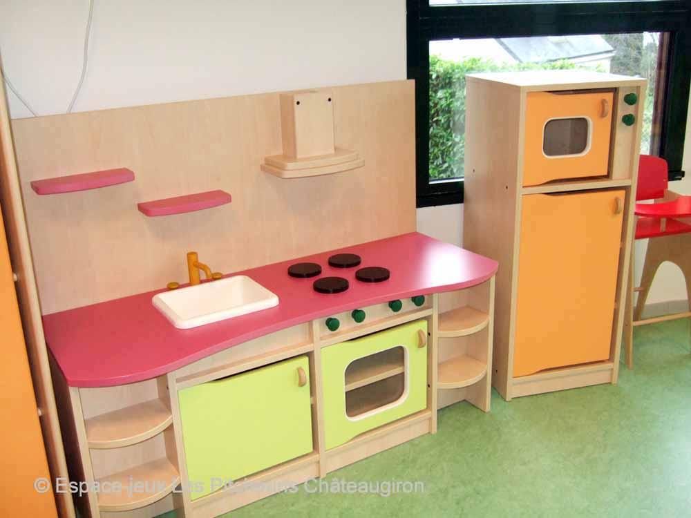 La cuisine des petits